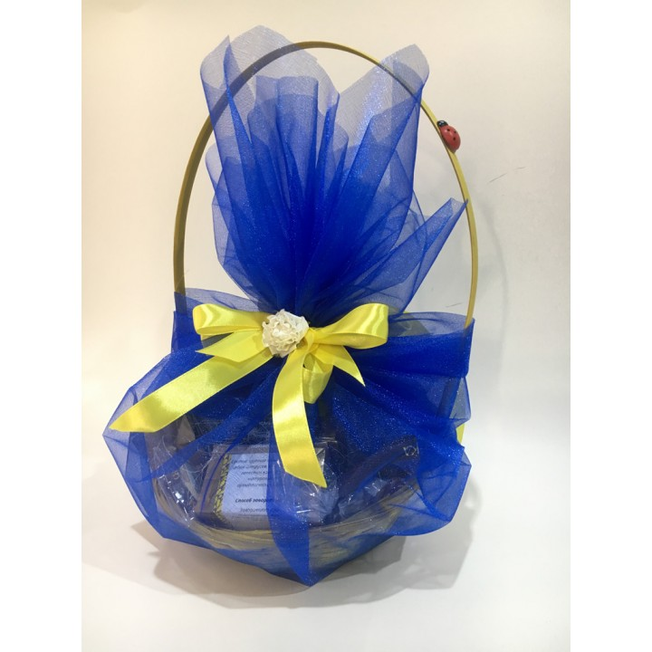 Корзина подарочная «Ладья»
