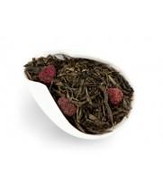 """Чай зеленый ароматизированный """"Малина и Мята"""" (0,5 кг)"""