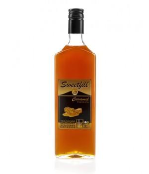 """Сироп Sweetfill """"Карамель"""" 0,5 л."""