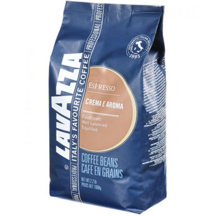 Кофе Lavazza Crema e Aroma зерно (1 кг)