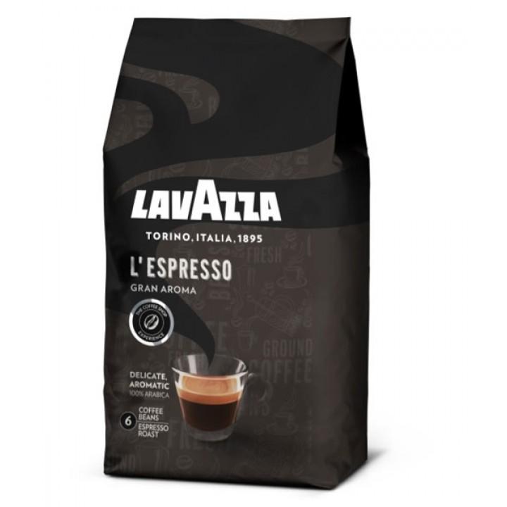 Кофе Lavazza Gran Aroma Bar зерно (1 кг)