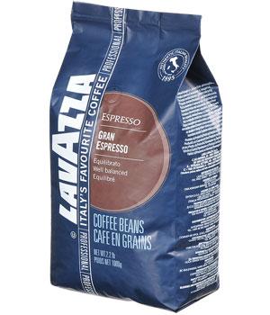 Кофе Lavazza Gran Espresso зерно (1 кг)