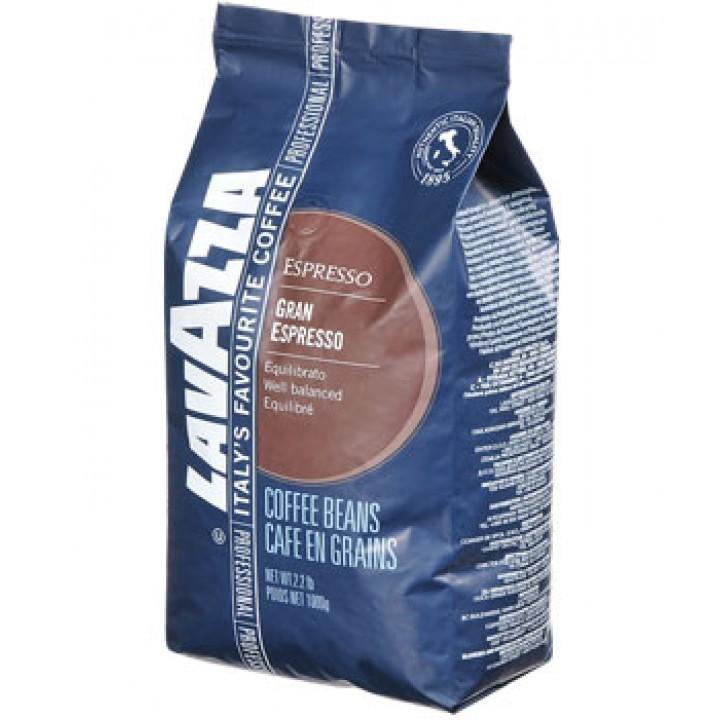 Кофе Lavazza Gran Espresso зерно (1кг)