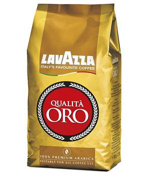 Кофе Lavazza Qualita Oro зерно (1 кг)
