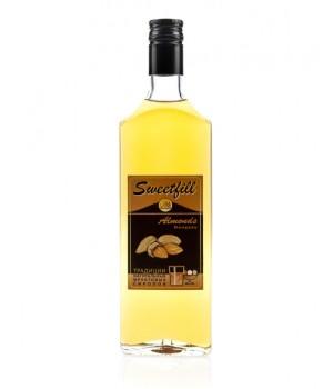 """Сироп Sweetfill """"Миндаль"""" 0,5 л."""