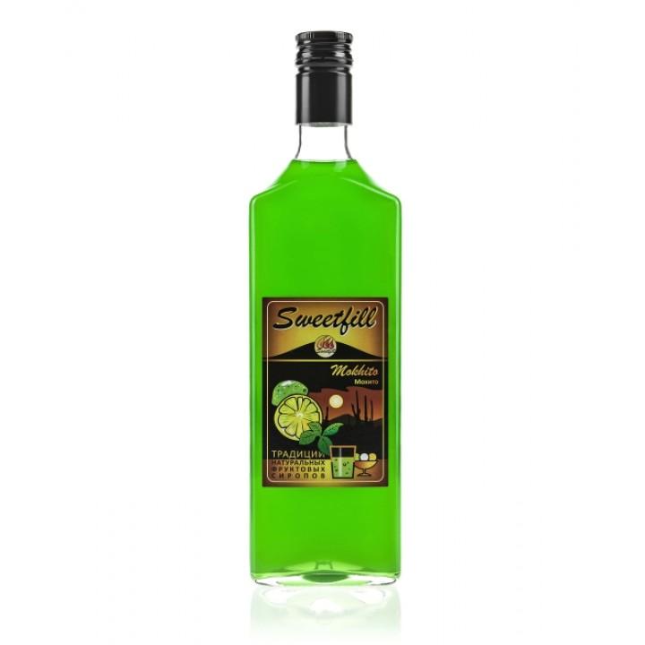 """Сироп Sweetfill """"Мохито"""" 0,5 л"""