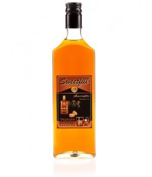 Сироп Амаретто Sweetfill 0,5 л.
