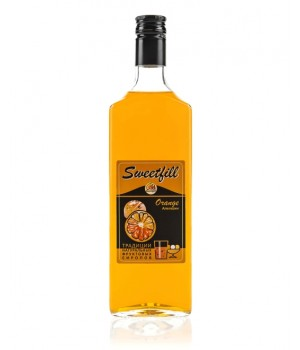 Сироп Апельсин Sweetfill 0,5 л.