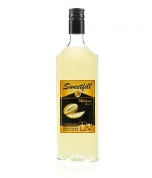 Сироп Дыня Sweetfill 0,5 л.