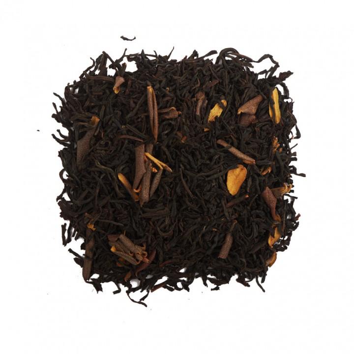 Чай Белое крыло Байкала 100 гр. черный