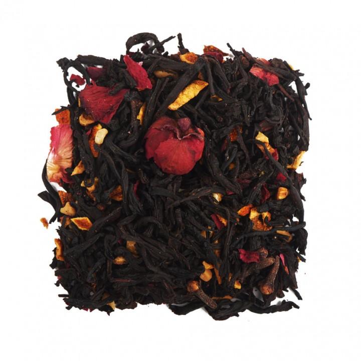 Чай Глинтвейн 100 гр. черный ароматизированный