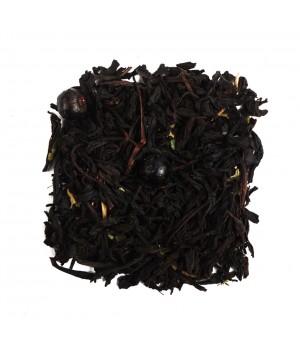 Чай Лесные ягоды 100 гр. черный ароматизированный