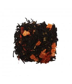 Чай Манго и Лимон 100 гр. черный ароматизированный