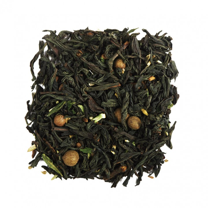 Чай Масала 100 гр. черный ароматизированный