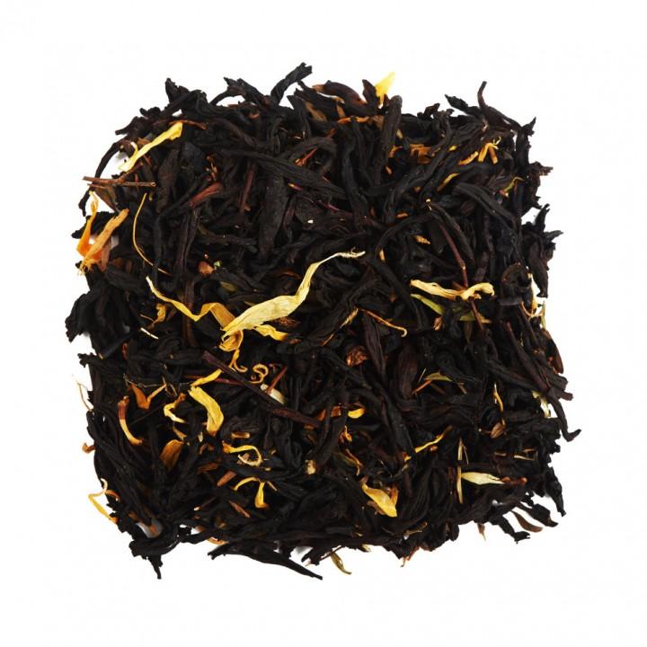 Чай Черный с Чабрецом 100 гр. черный ароматизированный