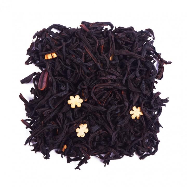 Чай Шоколад 100 гр. черный ароматизированный