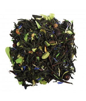 Чай Таёжный 100 гр. черный ароматизированный