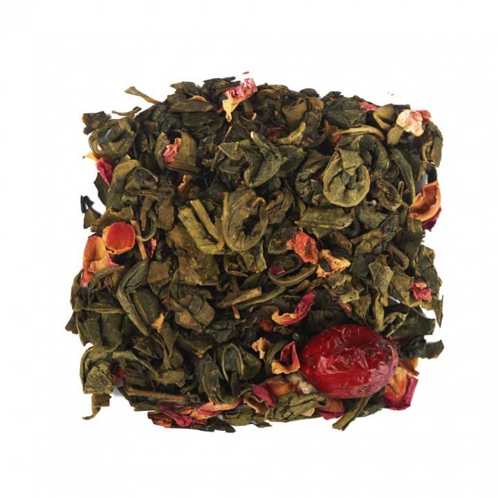 Чай Сказочный 100 гр. зеленый ароматизированный