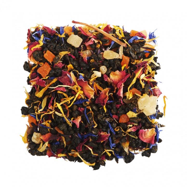 Чай Грезы Султана 100 гр. зеленый ароматизированный