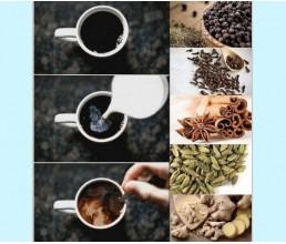 Пять специй, нейтрализующих негативное влияние кофеина