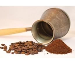Как правильно заварить молотый кофе (Турка/Джезва)