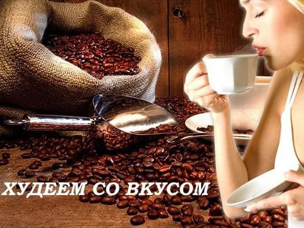 Кофе и лишний вес