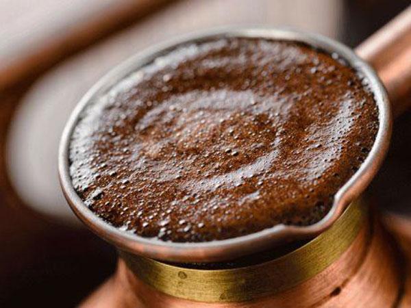 Не доводите кофе до кипения