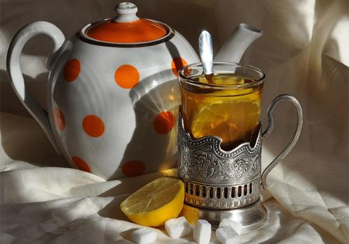 Традиция приготовления и употребления чая